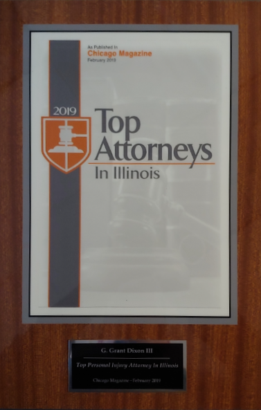 2019 Top Attorney In Illinois - Chicago Magazine